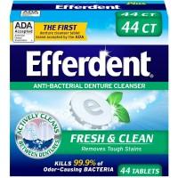 Efferdent Tablets - 44 Tablets