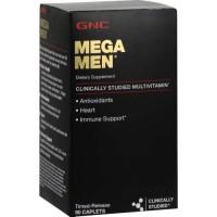 GNC Mega Men ® Diabetic Support (90 Caplets)