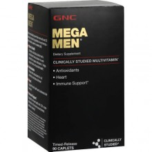 GNC Mega Men ® Diabetic Support (90 Caplets)