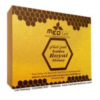 GOLDEN ROYAL HONEY 24 Sachet