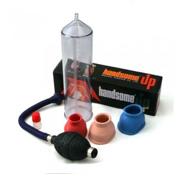 Handsome Up Pump in Pakistan - Handsome up penis enlargement pump