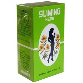 Germany Slimming Herbal Tea - 50 Bags