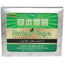 Herbal Viagra for Men 10 Tablets