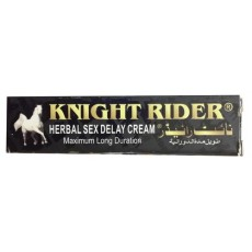 Knight Rider Cream in Pakistan (free 1 condom packet)
