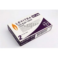 Genuine Levitra 20 mg in Pakistan - 4 Tablets
