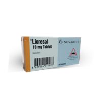 Lioresal 10 mg