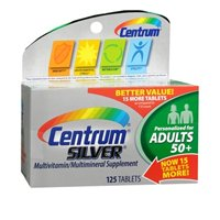 Centrum Centrum Specialist Silver, 125 Tabs (Pack Of 2) By Herbal Medicos