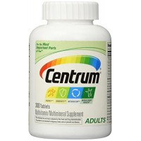 Centrum Multivitamin Supplement For Adults 300 Tablets By Herbal Medicos