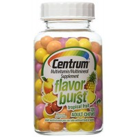 Centrum Multivitamin Adult Chews, 120 Ct By Herbal Medicos