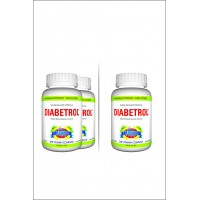 Diabetrol (Buy 2 Get 1 Free) By Herbal Medicos