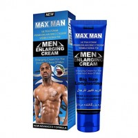 Max Man Men Enlarging Cream - Penis Enlargement Gel