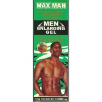 New MaxMan Men Enlargement Gel New Advance Formula