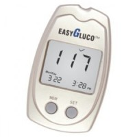 Easy Gluco Glucometer With 50s Strips