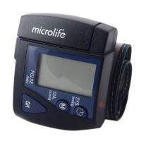 Microlife Wrist Watch Blood Pressure Monitor BP 3BU1-3 By Herbal Medicos