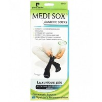 4 x Medi Sox Diabetic Socks By Herbal Medicos