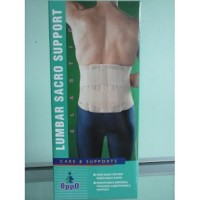 Oppo Lumbar Sacro Support Elastic By Herbal Medicos