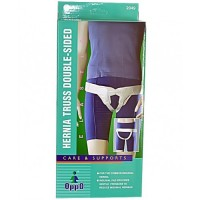 Oppo Hernia Truss Double-Side Elastic By Herbal Medicos