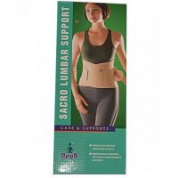 Oppo Sacro Lumbar Support Elastic By Herbal Medicos