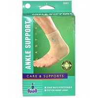 Oppo Ankle Support Elastic 2001 By Herbal Medicos