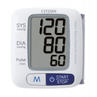 Citizen CH-650 Wrist Digital Blood Pressure By Herbal Medicos
