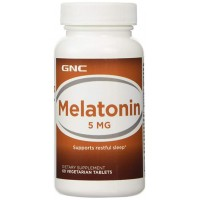 Melatonin in Pakistan - GNC Melatonin 5mg