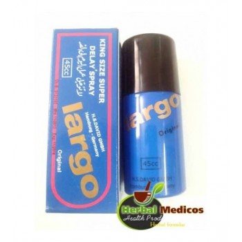 Original Largo Delay Spray + Durex Condoms Made in Germany