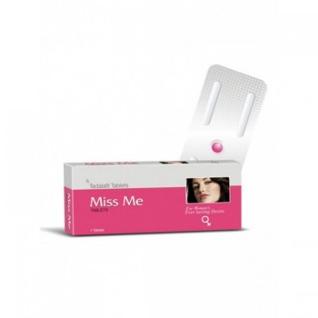Miss Me Tablet - Female Sex Pill