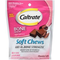 Caltrate Bone Soft Chews - 60 Soft Chews