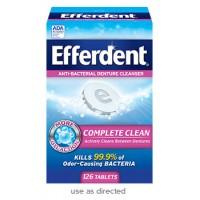 Efferdent Tablets - 144 Tablet