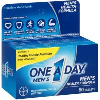 One A Day Men Multivitamin - 60 Tablets