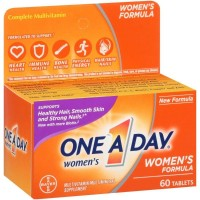 One A Day Women's Multivitamin - 60 Tablets