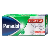 panadol cold and flu (imported)