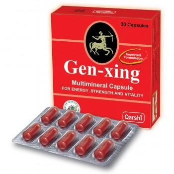 Qarshi Qarshi Gen-Xing Multi Mineral Cap. 30 Cap