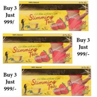 Herbal Slimming Tea Original - Pack of 3