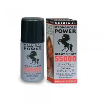 Original Strong Horse Power 55000 Delay Spray (Made in Germany)