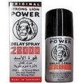 Strong Lion Power Delay Spray 28000