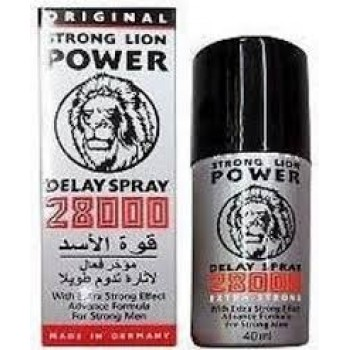 Strong Lion Power - Delay Spray 28000