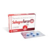 Suhagra Force Tablet - Dapoxetine