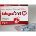 Suhagra Force 50mg Tablet 4's