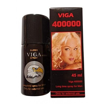 Super Viga 400000 - Long Delay Spray For Men 45ML