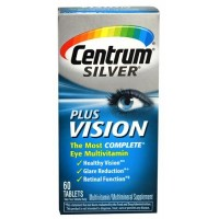 Centrum Silver Plus Vision, 60 Tablets By Herbal Medicos