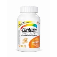 Centrum Specialist Energy - 150 Tablets By Herbal Medicos