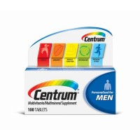 Centrum Ultra Men Under 50, 100 Count By Herbal Medicos