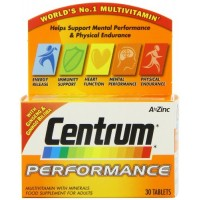 Centrum Performance 30 Tablets By Herbal Medicos
