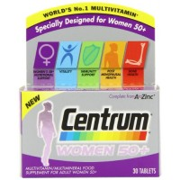 Centrum Women 50 Plus - Pack Of 30 Tablets By Herbal Medicos