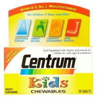 Centrum Kids Tablets Pack Of 30 By Herbal Medicos