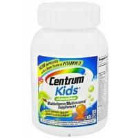 CENTRUM KIDS CHEWABLE TABS 80 BY HERBAL MEDICOS