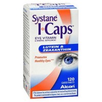 ICaps Eye Vitamin & Mineral Supplement Tablets 120 ea