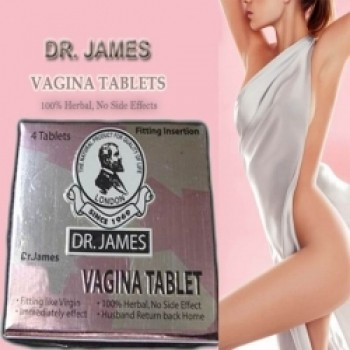 Dr James Vaginal Tightening Tablets in Pakistan