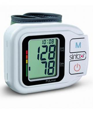 Sinbo Digital Wrist Blood Pressure Monitor SPB-4604